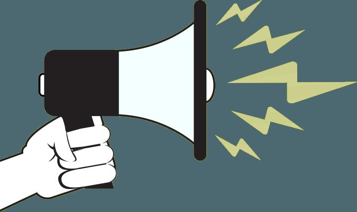 About Grapevine megaphone